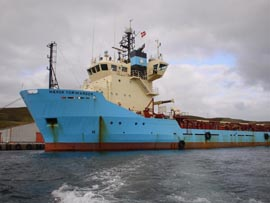 Maersk Forwarder